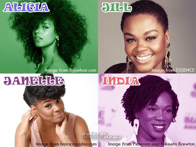 Natural Hair Beauties that are Making a Difference!