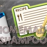 A Homemade Shampoo Recipe for Natural Hair