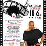 Natural Hair Event: Felicia Leatherwood's Kurlz On Film