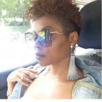 Taraji P. Henson's New Cut Is Everything