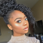 Skai Jackson Gives Us Bun Greatness!